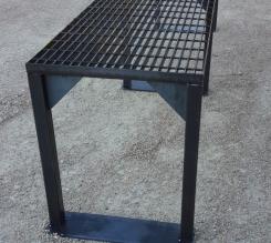 Angle Bar Rack