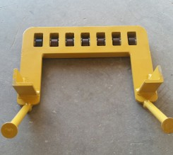 Bridge Piling Cap Roller