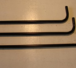 Claw Foot Plate Hooks