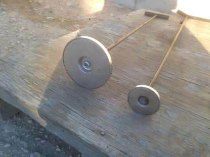 Magnetic Rail Plate Hooks