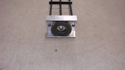 Magnetic Pad Positioner