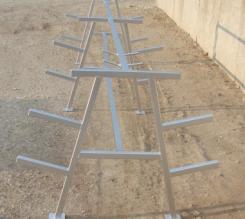 Rail Heater Storage Stands