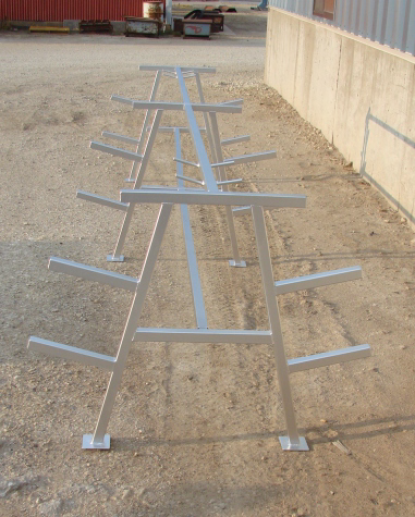 Rail Heater Storage Stands