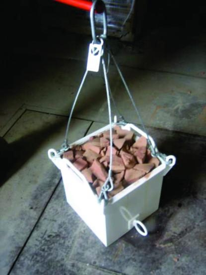Thermite Slag Box