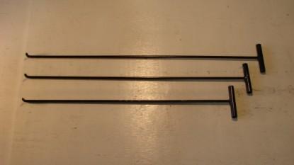 T Handle Plate Hooks