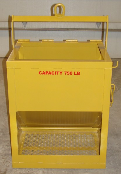 Thermite Slag Side Dump Box