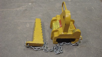 Wedge Style Rail Puller
