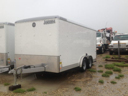 Cargo Trailer Modifications