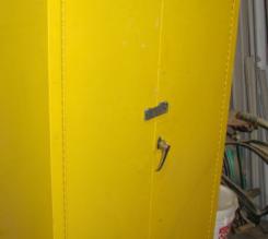 Hazardous Materials Cabinet