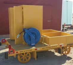 Hydraulic Cart-Model BE-HC-10000