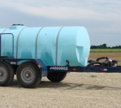 Water Trailer- Model BWT-1000
